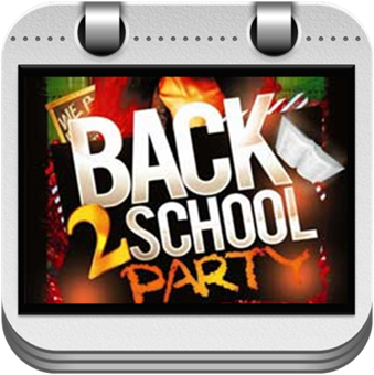 Back-2-School Theme Party